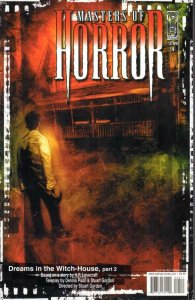 MASTERS of HORROR #4, NM, H P Lovecraft, IDW, Terror, 2006, more Horror in store