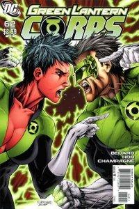 Green Lantern Corps (2006 series) #62, NM (Stock photo)