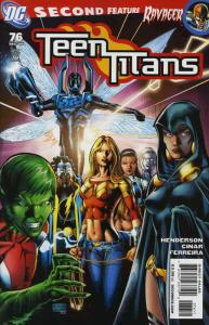 Teen Titans (3rd Series) #76 VF/NM; DC | save on shipping - details inside