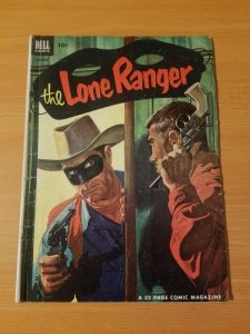 The Lone Ranger #54 ~ FINE FN ~ (1952, Dell Comics)