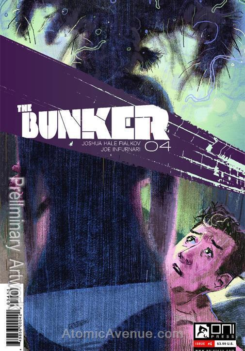 Bunker, The (Oni) #4 VF/NM; Oni Press | save on shipping - details inside