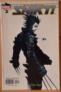 Wolverine: Snikt! #3 (2003) VF+