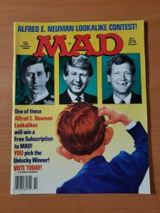 Mad Magazine #322 ~ NEAR MINT NM ~ October 1993