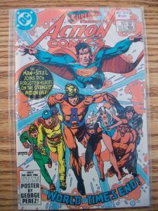Action Comics 553 NM