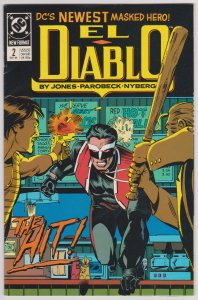 El Diablo #2 (VF) DC Copper Age