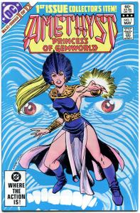 AMETHYST #1 2 3 4 5 6 7 8 9 10 11 12, VF/NM, Princess of GemWorld, 1983, 1-12