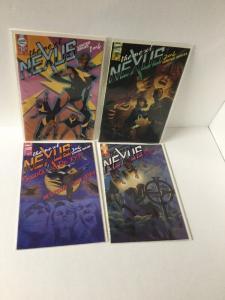 Nexus 1 2 3 4 1-4 1st Comics Nm Near Mint A26