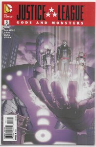Justice League: Gods and Monsters   #3 of 3 VF