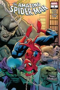 Amazing Spider-Man (2018 series) #1, NM (Stock photo)