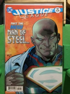 Justice League #52 The New 52