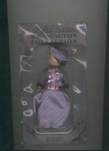 Muñecas Victorianas de Porcelana Kensington Collection modelo 08: La Clienta