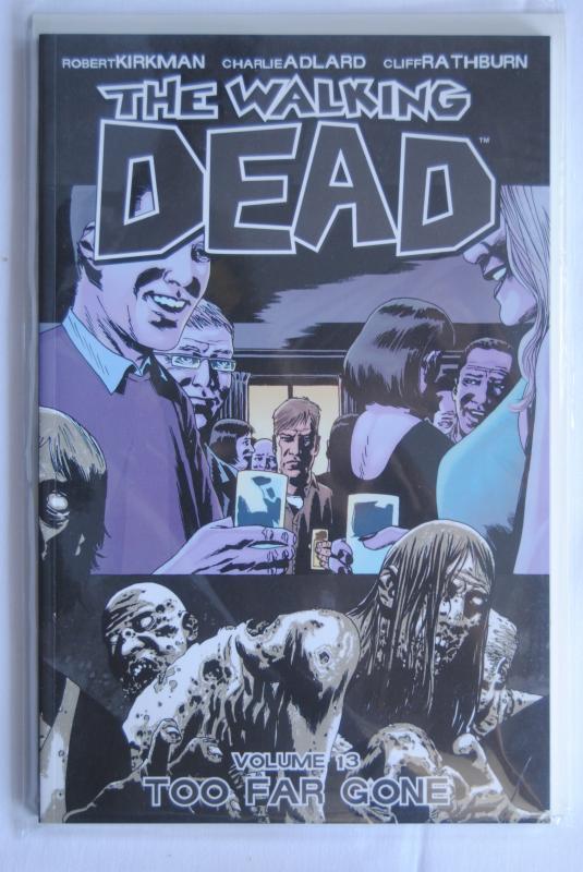 Walking Dead Volume 13