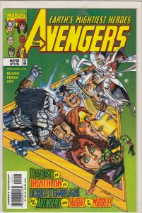Avengers #15 (1999)