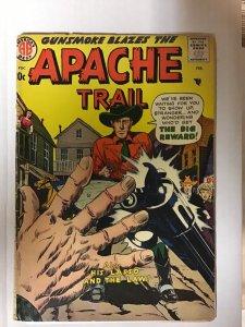 Apache Trail #3 (1958)