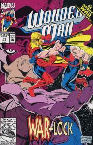 Wonder Man (2nd Series) #14 VF/NM; Marvel   save on shipping - details inside