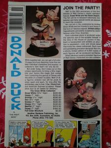 Walt Disney's Donald Duck 283 Adventures 1 Uncle Scrooge  Adventures 1 Gladstone