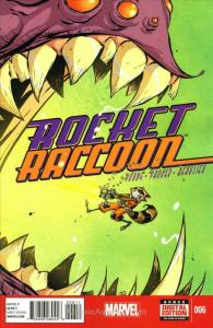 Rocket Raccoon (2nd Series) #6 VF/NM; Marvel | save on shipping - details inside