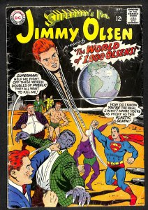 Superman's Pal, Jimmy Olsen #105 (1967)