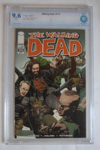 The Walking Dead #114, 9.6