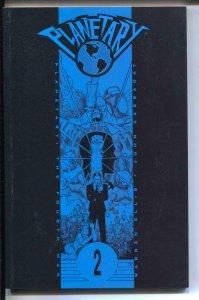 Planetary: The Fourth Man-Vol 2-TPB-trade