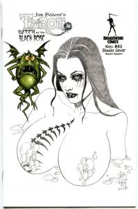 TAROT WITCH of the Black Rose #83, VF/NM, Variant, Jim Balent, more in our store