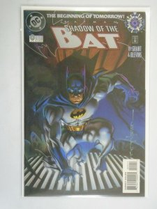 Batman Shadow of the Bat #0 8.0 VF (1994)