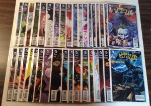 Detective Comics 0 1-23 25 27-31 Annual 1-2 1st Prints Near Mint Lot Set Run
