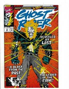 Ghost Rider #37 (1993) YY7