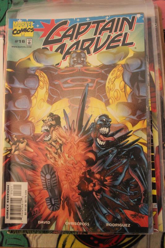 Captain Marvel (1999) 20 NM/MT