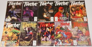 the Twelve #0, ½ & 1-12 VF/NM complete series - j. michael straczynski - marvel