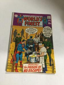 Worlds Finest 192 Vg/Fn Very Good/Fine 5.0 Top Staple Detached DC Comics