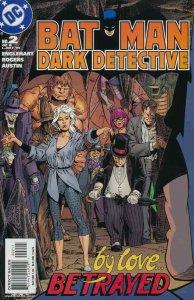 Batman: Dark Detective #2 VF/NM; DC   save on shipping - details inside