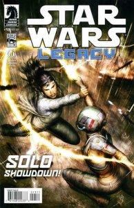 STAR WARS: LEGACY #13