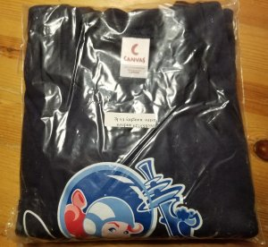 Bawidamann Astro-Naughty T-Shirt L NOS w/ Tags