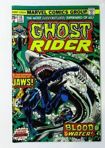 Ghost Rider (1973 series) #16, NM- (Actual scan)