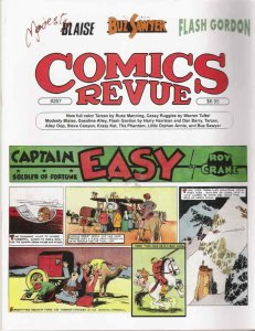 Comics Revue #267 VF/NM; Comics Interview   save on shipping - details inside