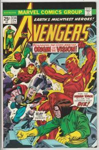 Avengers, The #134 (Apr-75) NM+ Super-High-Grade Avengers