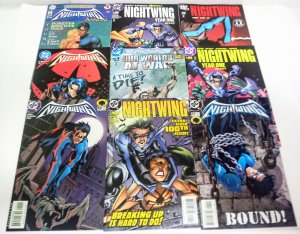 NIGHTWING Comic Lot of (10) ***FREE SHIPPING!***