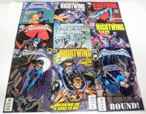 NIGHTWING Comic Lot of (9)