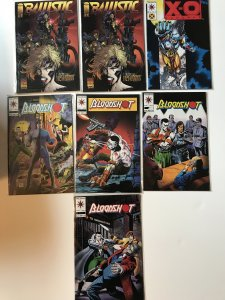 (7 Book mixed indie Lot) Bloodshot