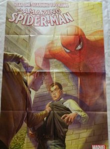 LEARNING TO CRAWL AMAZING SPIDER-MAN Promo Poster, 24 x 36, 2014, MARVEL, 221