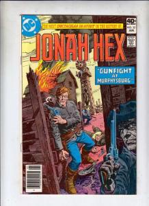 Jonah Hex #32 (Jan-80) VF/NM High-Grade Jonah Hex