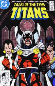 Tales of the Teen Titans #89 FN; DC | save on shipping - details inside