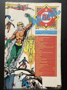 Who's Who: The Definitive Directory of the DC Universe #1 (1985)