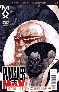 PUNISHERMAX (PUNISHER MAX) (2009 Series) #10 Near Mint Comics Book