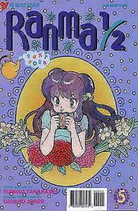 Ranma 1/2 Part 4 #5 VF/NM; Viz | save on shipping - details inside