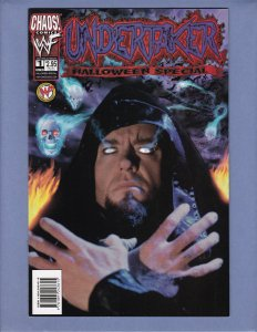 Undertaker Halloween Special #1 NM Chaos Comics 1999