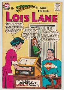 Superman's Girlfriend Lois Lane #44 (Oct-63) VF/NM High-Grade Superman, Lois ...