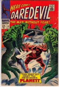 Daredevil #28 (May-67) FN+ Mid-High-Grade Daredevil