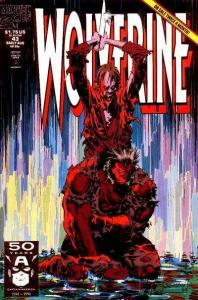 Wolverine (1988 series) #43, VF+ (Stock photo)